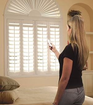 motorized shutter 300x340 - Choosing A Reliable Plantation Shutter Company in Stuart