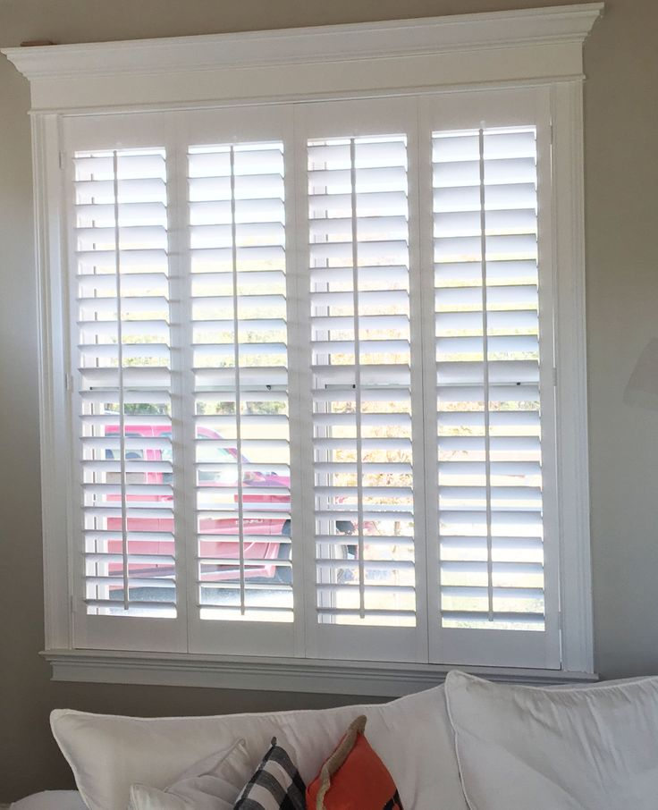 The Upside Of Plantation Shutters Indian River Shutter
