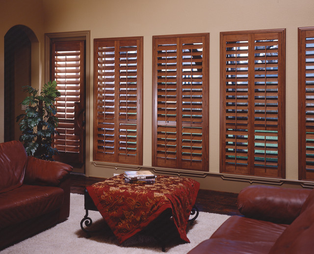 word image - Why wooden plantation shutters are getting popular?