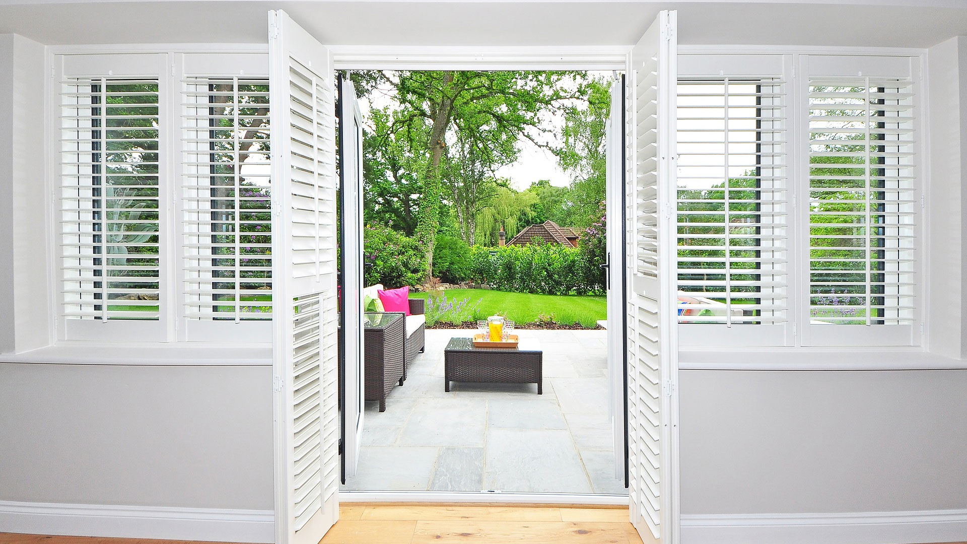 Platation shutters - How to clean plantation shutters?