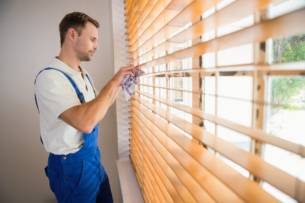 shutterstock 236458768 - How to Clean House Shutters