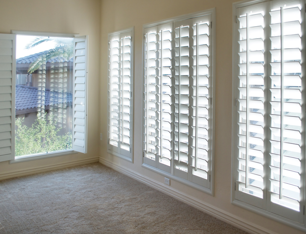 shutterstock 114673246 - A Complete Guide to Choosing Plantation Shutters